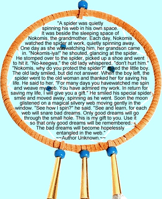 Dream Catcher Story For Kids Free Online