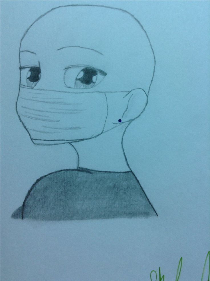 Cancer by me. I personally have lost a few family members to cancer and my grandpa has had cancer and survived. I drew this to honor all those fighting against cancer. Good luck to you.