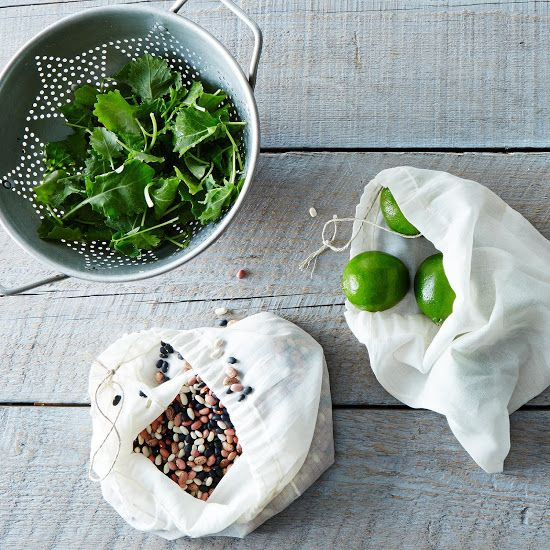 Organic Cotton Produce Bags (Set of 6) on Provisions by Food52: http://f52.co/1itaEsT. #Food52