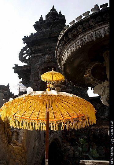 Bali, Indonesia, Balinese umbrella