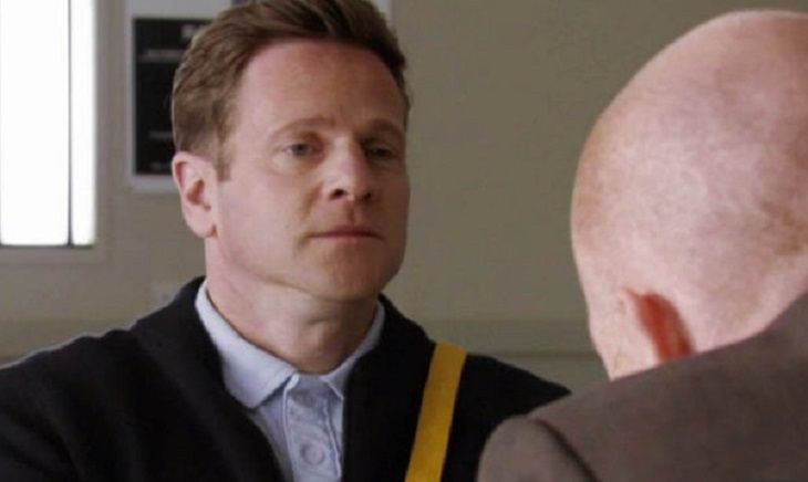 There was a new character in this week's EastEnders, a dark-haired man who appeared to be shady. Who is this mystery man? Well many of you recognized him as Max's friend from prison and it looks like he is going to play a big part in the revenge plot.      Max believes that he must make those