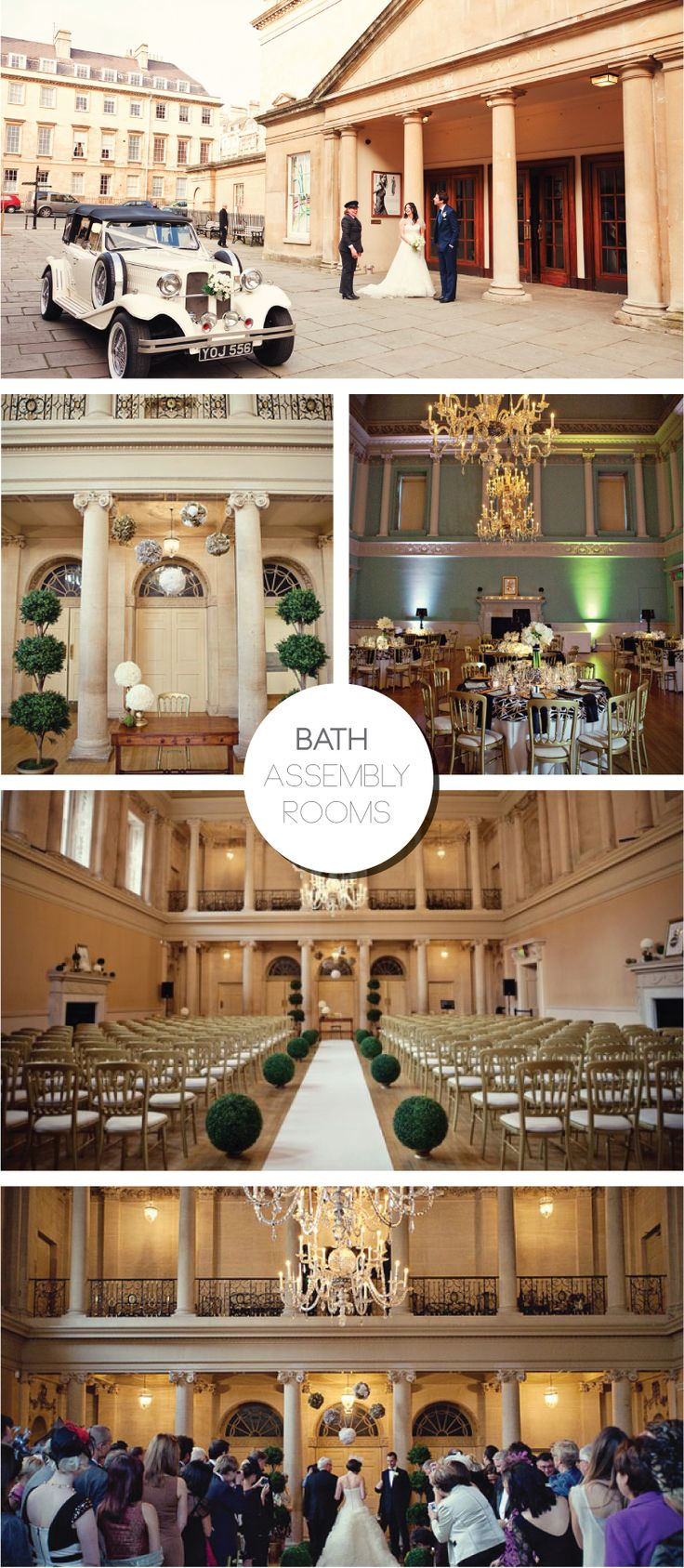 Assembly Rooms Wedding Venue