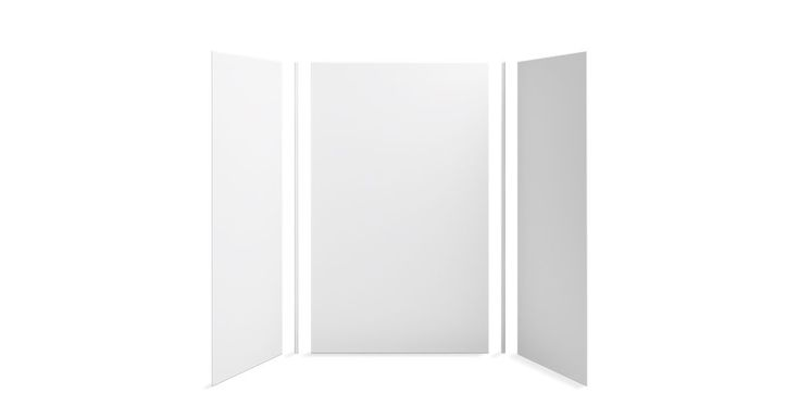 K-97616 | Choreograph 60 x 36 x 96-Inch Shower Wall Kit  | KOHLER