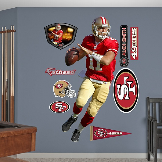 17 best images about niners baby on pinterest legends for 49ers wall mural
