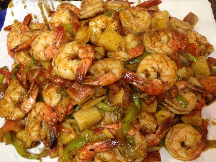 Jumbo clean shrimp world famous shrimp trays for San pedro fish market super tray