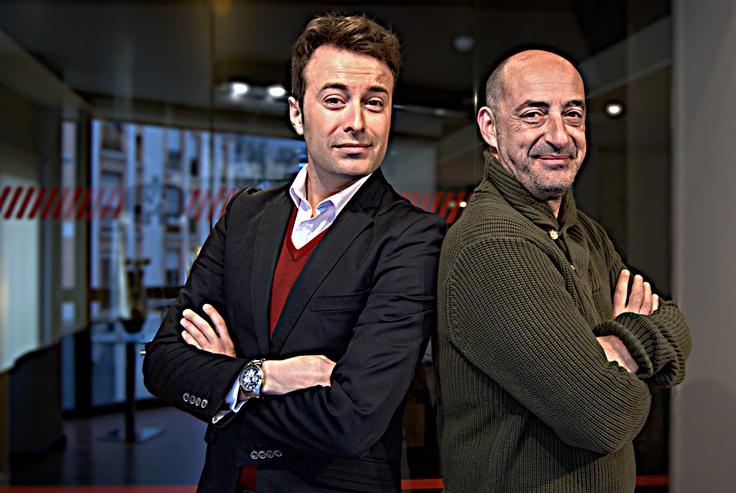 El gran Felisuco y Jesús Mazón... ¿Que habrán hecho esta vez? ;-) La respuesta, en breve en nuestra webTV.