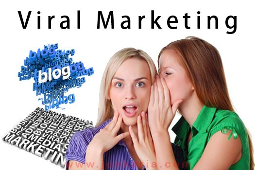 Viral marketing has been very important in the world of Internet. A product can be sold easily with the help of this marketing which spread on the Internet like the word-of-mouth. The social media networks have been playing a very important role in the success of viral marketing on Internet, isn't it?