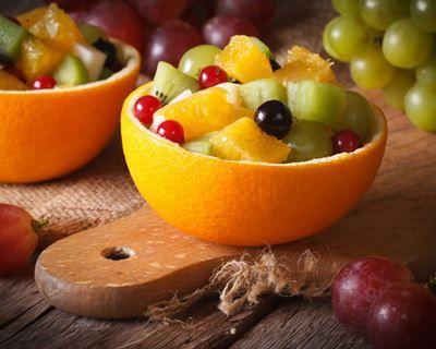 Salade de fruits d'hiver