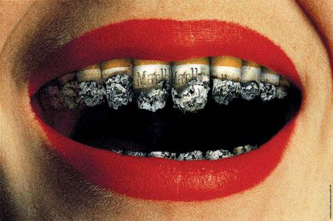 Former smokers sometime complain of a weird metallic taste in their mouth after smoking, which could be an indication of periodontal disease: Anti Smoke, Healthy Alternative, Funny Pics, Quit Smoke, No Smoke, Dental Care, Electronics Cigarette, Smoke Ads, Antismok Noticed