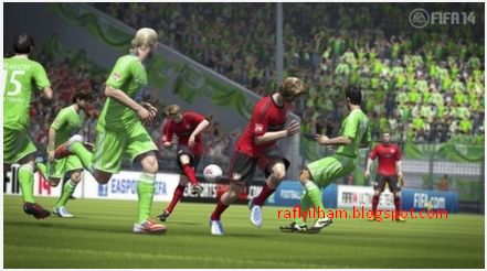 Tips Main FIFA 14 | Trik Komputer dan Internet
