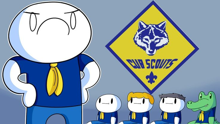 Adventures in Cub Scouts