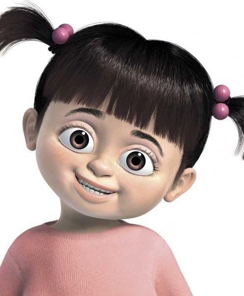 Boo. <3Little Girls, Cute Cartoons, Monstersinc, Monsters Inc, Movie, Angry, Baby Girls, Disney Character, Cartoons Character