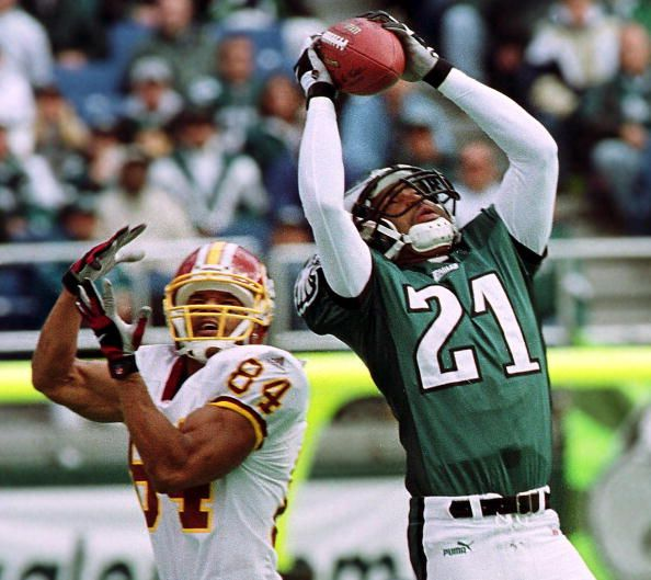 Philadelphia Eagles CB Bobby Taylor