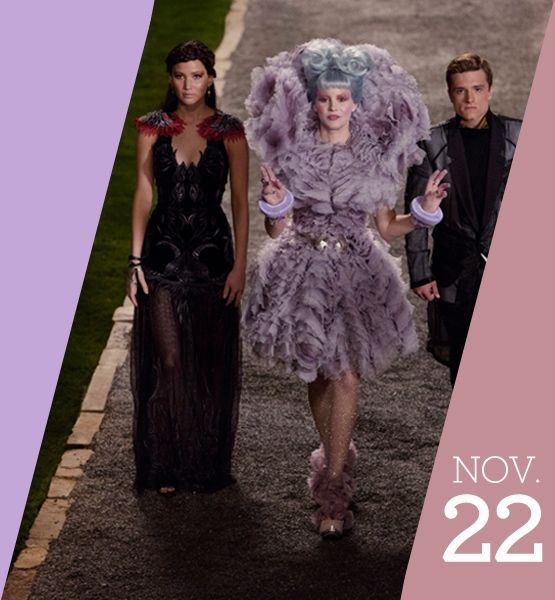 """Save the Date: """"Catching Fire"""" opens on Nov. 22!"""