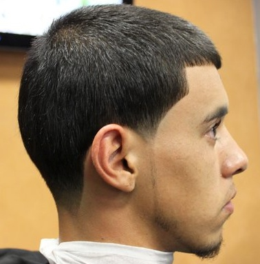 low taper fade haircut pictures low fade on 2074