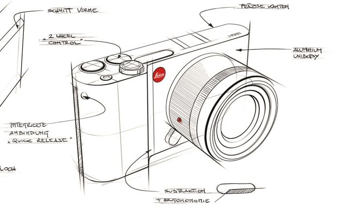 Leica T Sketch.