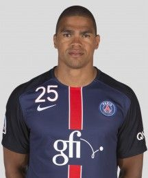 Daniel Narcisse, Fielder of Paris Saint-Germain Handball.