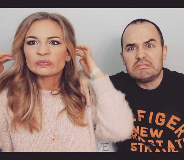 Instagram media by annasaccone - Ever wonder why our children are so good looking @jonathanjoly?! #supermodels #flawlesshumans