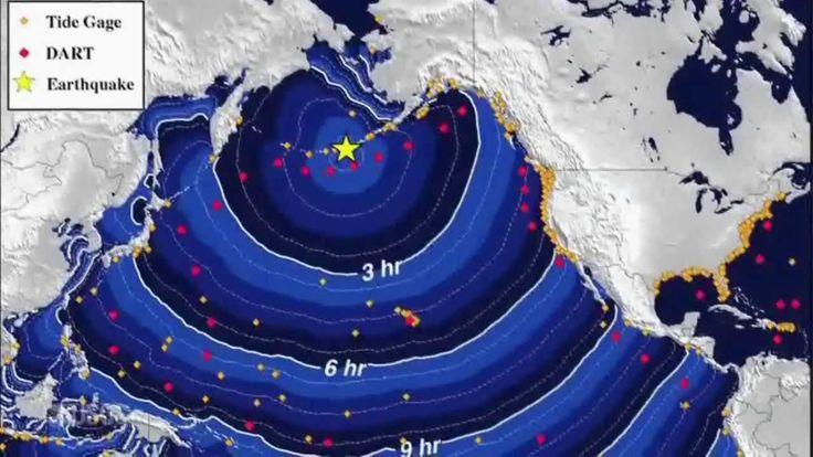 El gran terremoto de Alaska de 1964