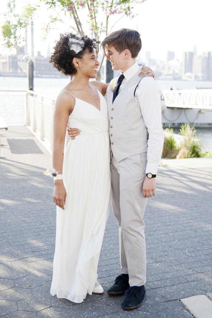 Wedding Suits Lesbian 74