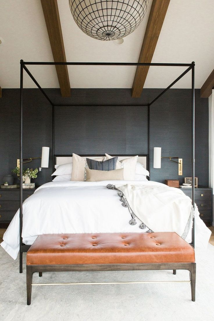 Leather Bedroom Suite