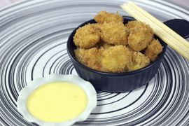 Harumi Kurihara's Chicken Nuggets