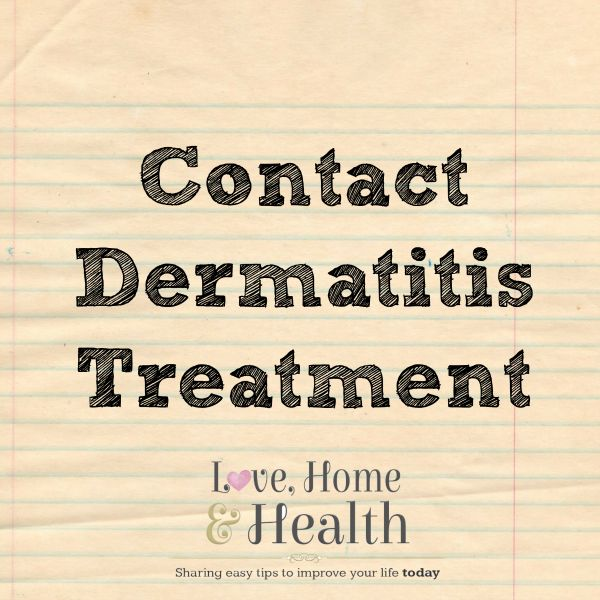 After spending $1000 on doctors, I found the contact dermatitis treatment that worked in my Dr. Andrew Weil book! See which vitamins and supplements I used!