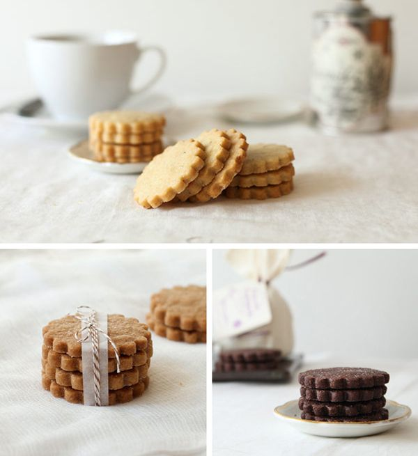 Flavours - Cookies & Marshmallows
