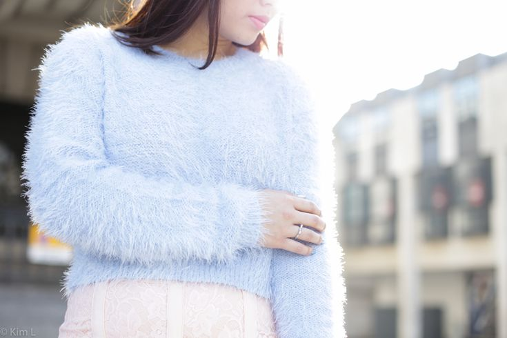 Pastel hues in Missguided.com  #bloggerstyle #missguided  kimleow.com