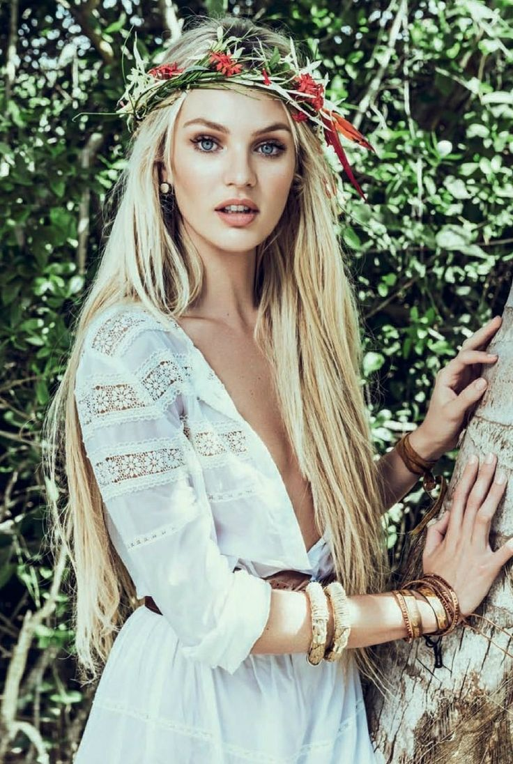 Candice Swanepoel Vogue Brazil January 2014...like the dress, wish the neckline wasn't so plunging though. Still really pretty combo.