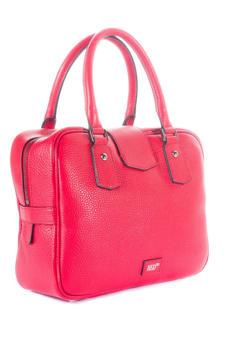 Leather handbag - Euro 675   Red Valentino   Scaglione Shopping Online