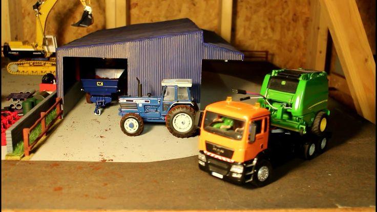 RC MAN Dump Truck Build - First Test Drive