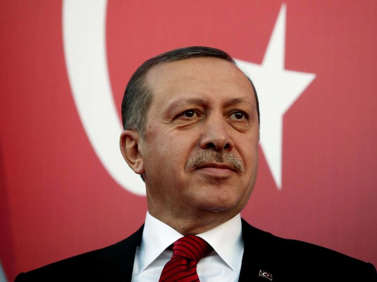 (Recep Tayyip Erdoğan) was the 12th President of Turkey. He built Turkey's economy from 17th to the 16th largest economy in the world. He gave the wormen the right to attend school and to work while wearing a hijab.