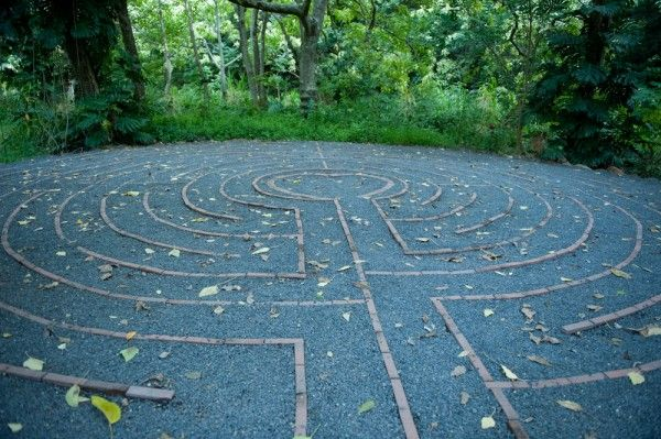 labyrinth as a symbol in labor and birth