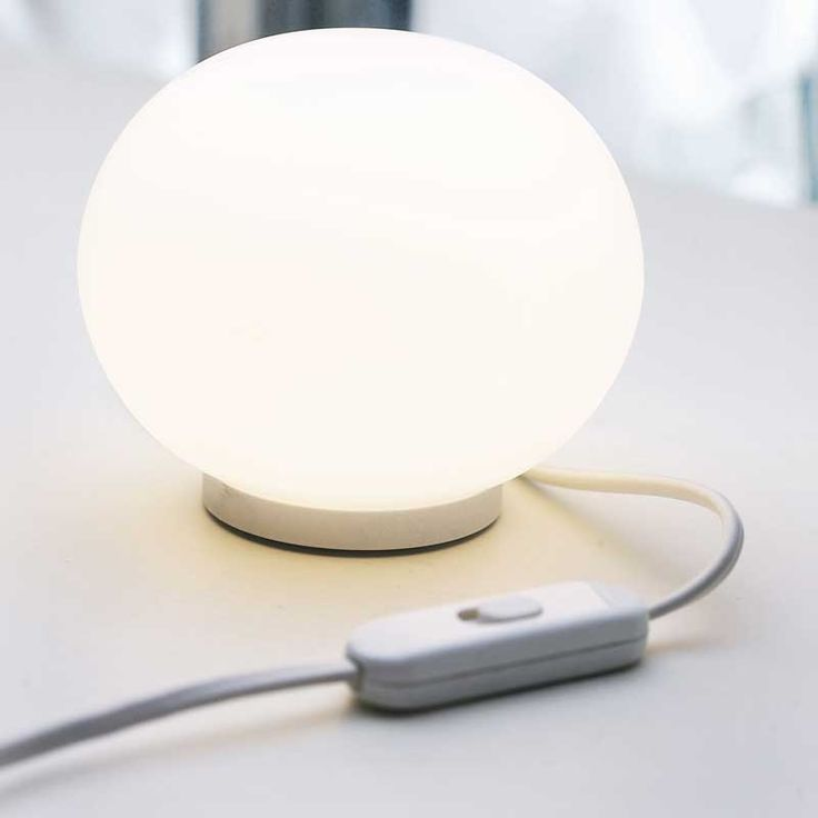 Mini Glo-Ball T Table Lamp Dimmer, Flos