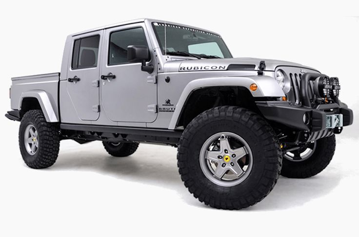 It's official! After months of rumors and speculation, Fiat-Chrysler has confirmed a new Jeep Wrangler pickup truck is coming in 2017, and it's awesome.