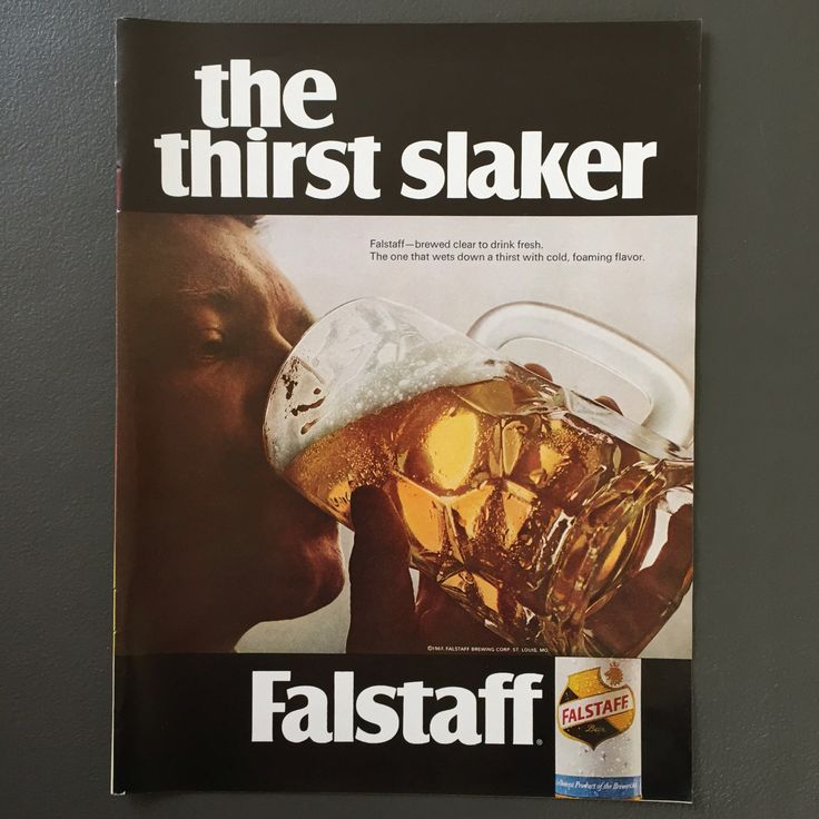 FALSTAFF BEER AD 1968-MacGregor Golf Clubs and Bag Ad-Vintage Alcohol Advertisement-Jack Nicklaus Golf Ad-Man Cave-Playboy Magazine-Retro Ad by DeadPaperSociety on Etsy