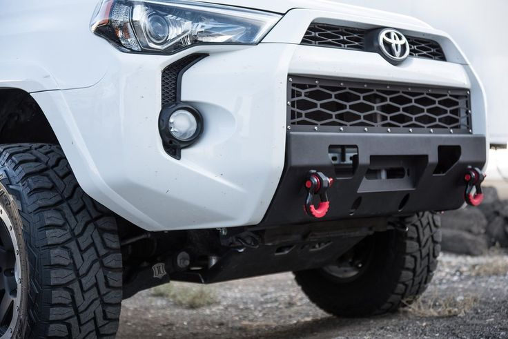2014+ 4Runner Stingray Lo-Pro Winch Bumper
