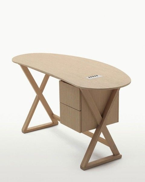 A Touch Of Class: Sidus Desk By Bu0026B Italia