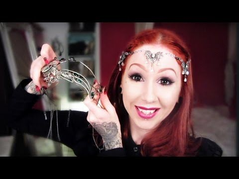My Tiara Collection - YouTube
