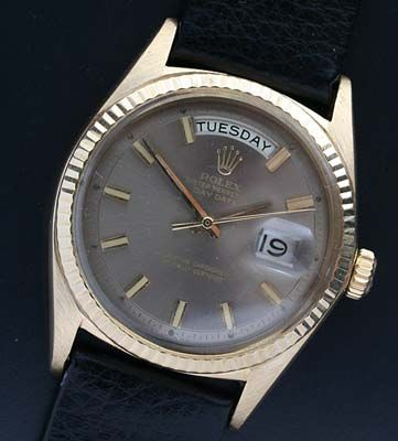 Rolex Day Date vintage President 1803 circa 1958 - Used and Vintage Watches for Sale