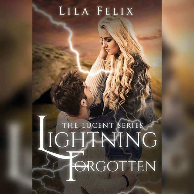 #CoverReveal for Lightning Forgotten by @authorlilafelix  Theo and Colby are running for their lives.  They now know the true enemy. Sanctum's pursuit is constant, and it begins to take its toll on both Colby and the Eidolon. Colby grows weaker each time she flashes, while the Fray's beckoning is driving Theo to madness.  If they can make it out alive, it will be a miracle.  Their bond will be stretched thin; their sanity stretched even thinner. Enemies become allies, and a brother's…