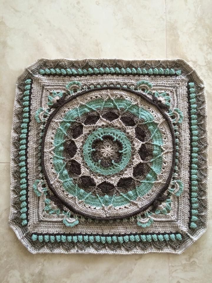 42 best Sophias garden crochet images on Pinterest   Universe ...