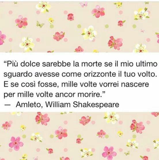 Amleto,  Shakespeare