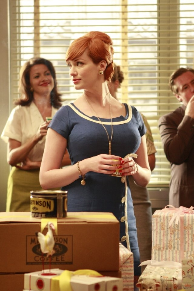 @Bridget Gillane- This pin reminded me that I have to get something to wear for your Mad Men themed birthday party....I'll also need a few cans of aquanet!