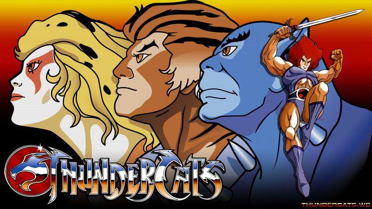 thundercats | 6º Lugar: ThunderCats