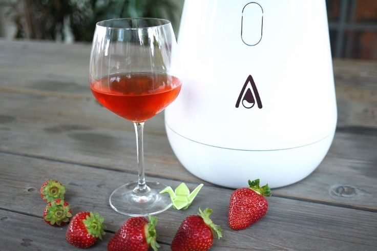 ALCHEMA is a smart product that takes all of the fuss out of cider brewing.