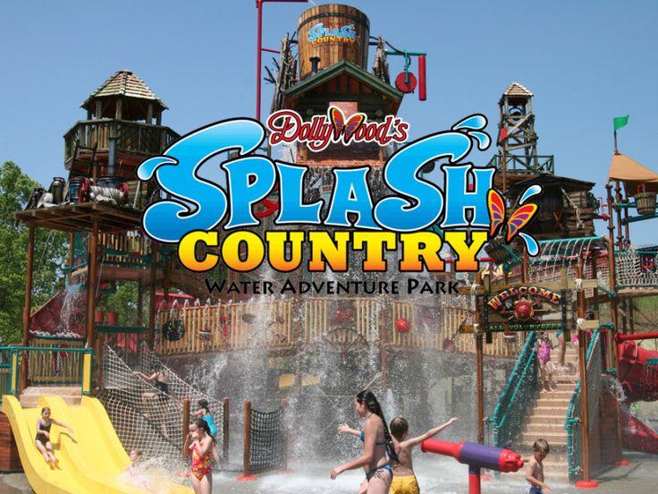 Dollywood Splash Country Vacation Spots Pinterest