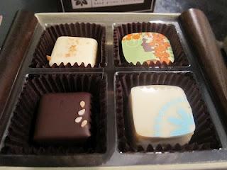 Fleurir - hand made chocolate shop in Georgetown: Hands Made, Hands Grown, Hand Made, Fleurir Hands