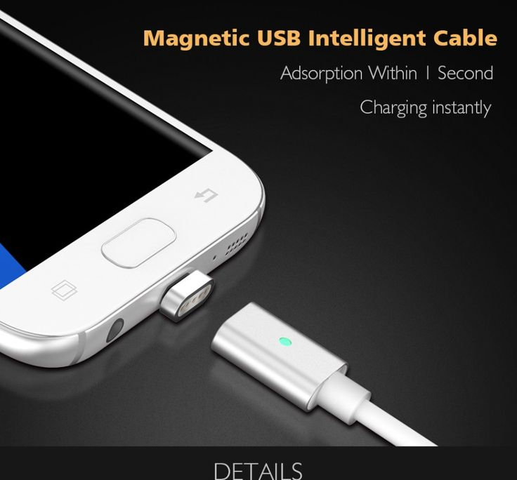 Magnetic Lightning for iPhone Cable 2.1A USB Charging Sync Data Cable for iPhone 7 6 6S Plus 5 5S SE Micro Cable Android – Shop Now! – WorldOfTablet.com